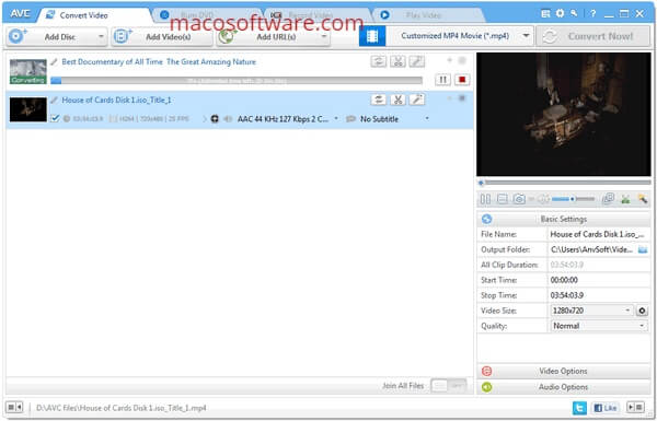 Any Video Converter Ultimate Serial Code With Full Crack