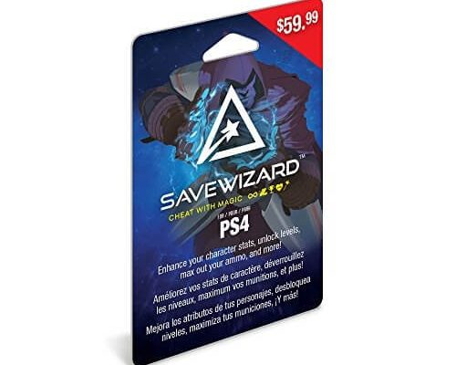 PS4 Save Wizard Cracked Plus License Key Free 2020 logo