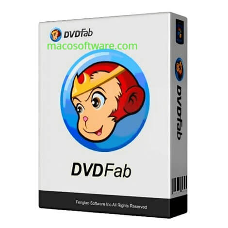 DVDFab Crack 12 With Lifetime Keygen 2020 Patch Plus Torrent Download logo