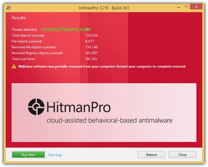 HitmanPro 3.8.20 Build 314 With Crack Download [Latest]