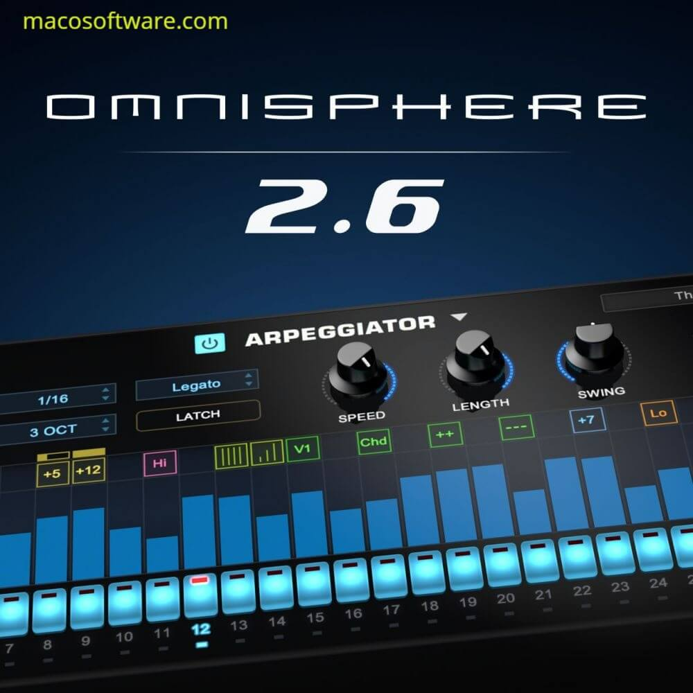 Omnisphere Crack With Keygen Free Download