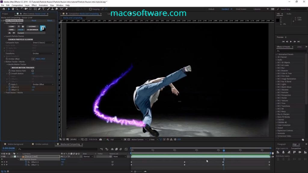 Adobe After Effects CC Crack + Serial Key Free Download