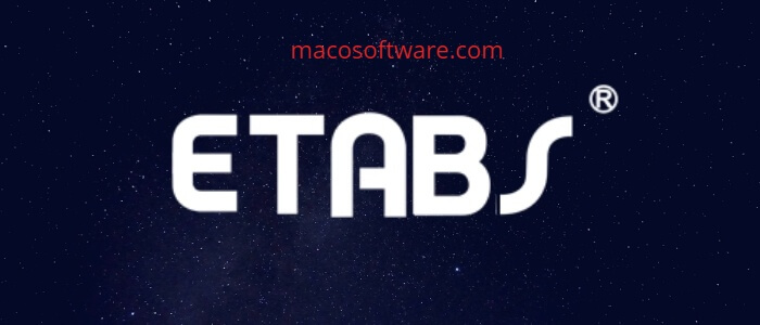 ETABS Crack Version With License Key Free Download