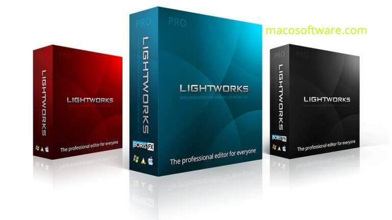Lightworks Pro download