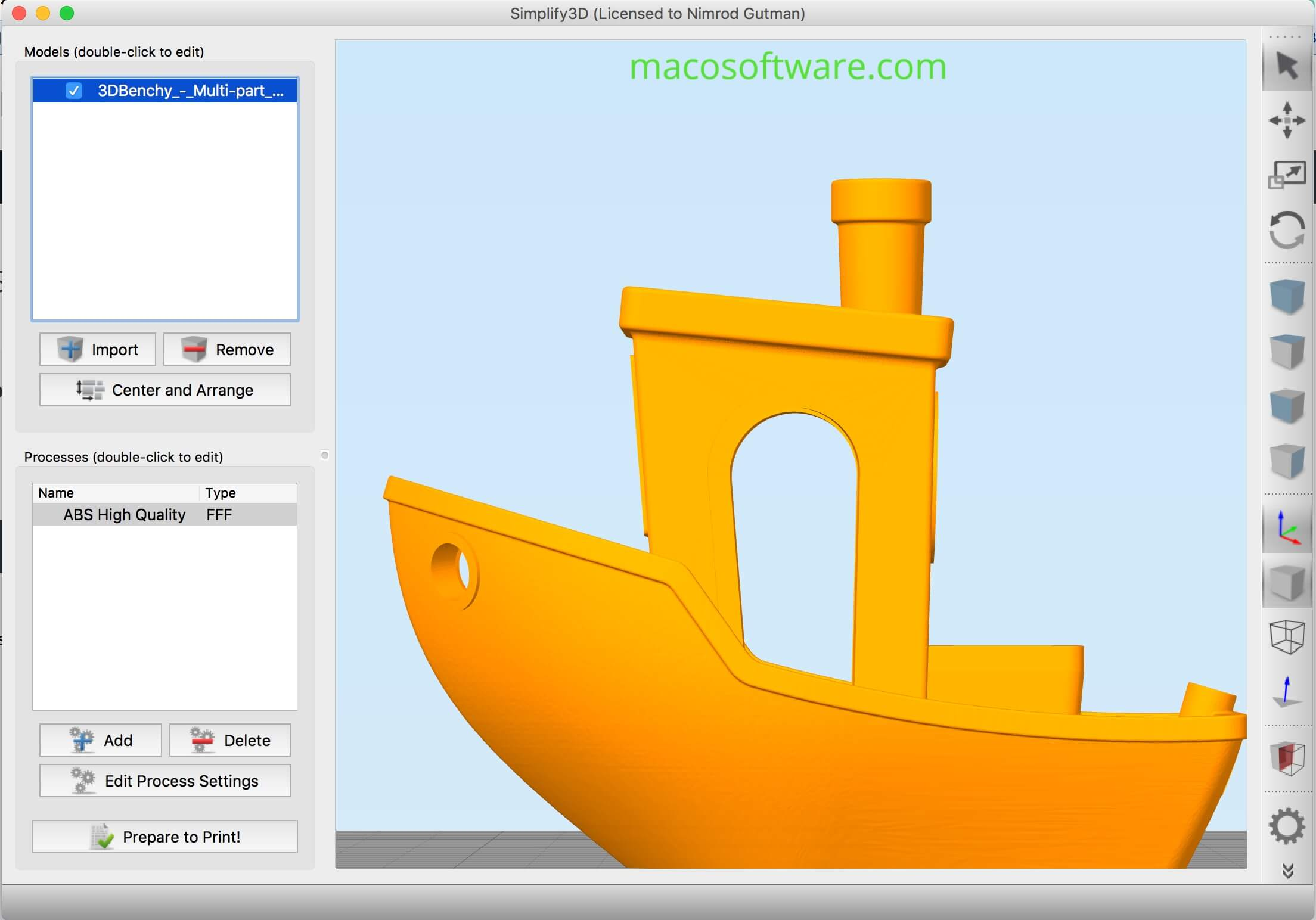 Simplify3D Crack Full With License Key Free Download