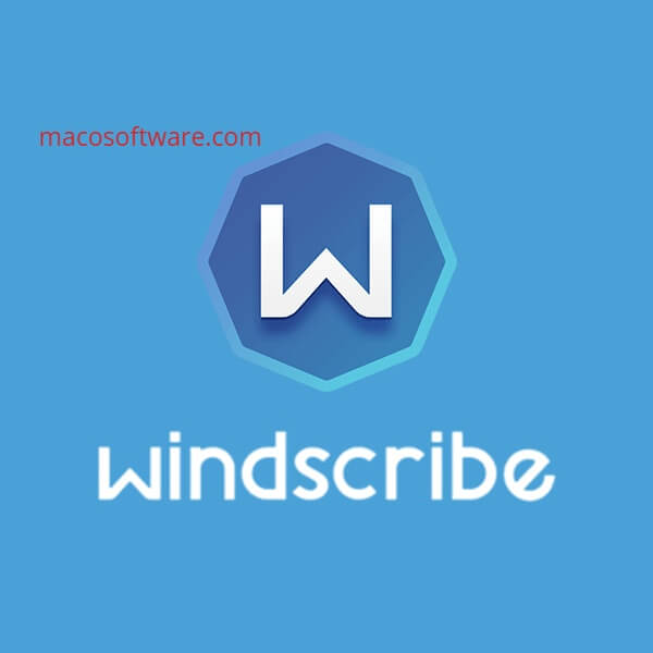 Windscribe Crack Full Plus Keygen Free Download logo