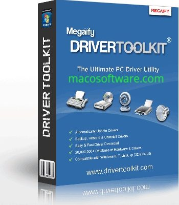 Driver Toolkit crack logo
