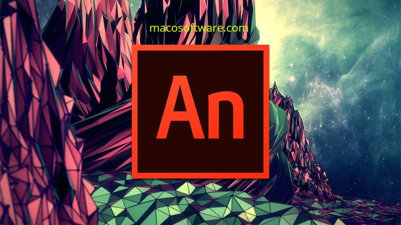 Adobe Animate CC Crack 2020