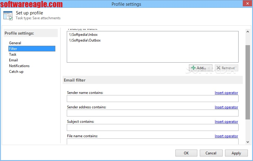 Automatic Email Processor free