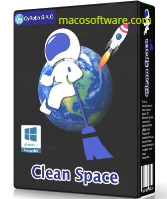 Cyrobo Clean Space Cracked