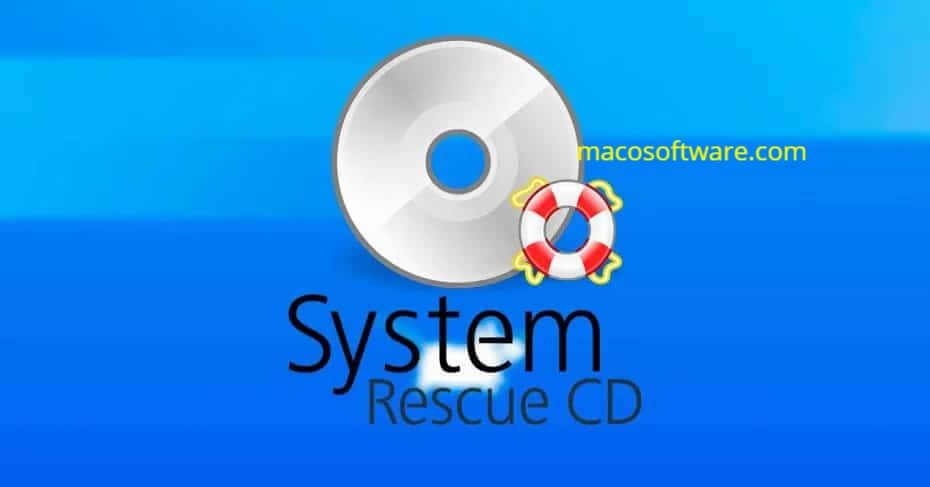 SystemRescueCd download
