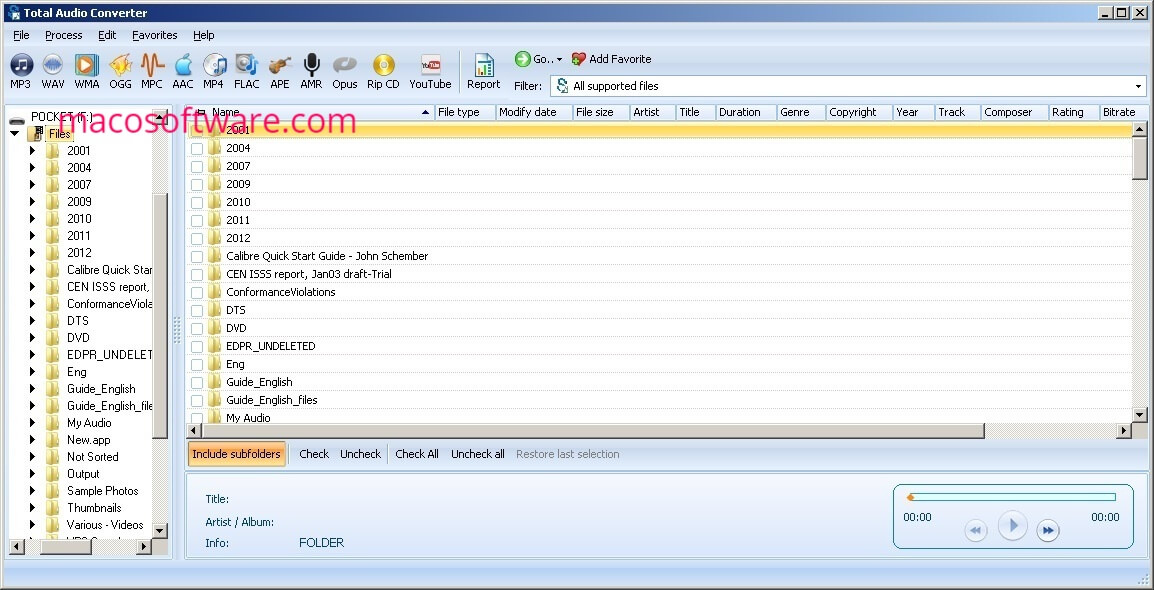Total Audio Converter keygen